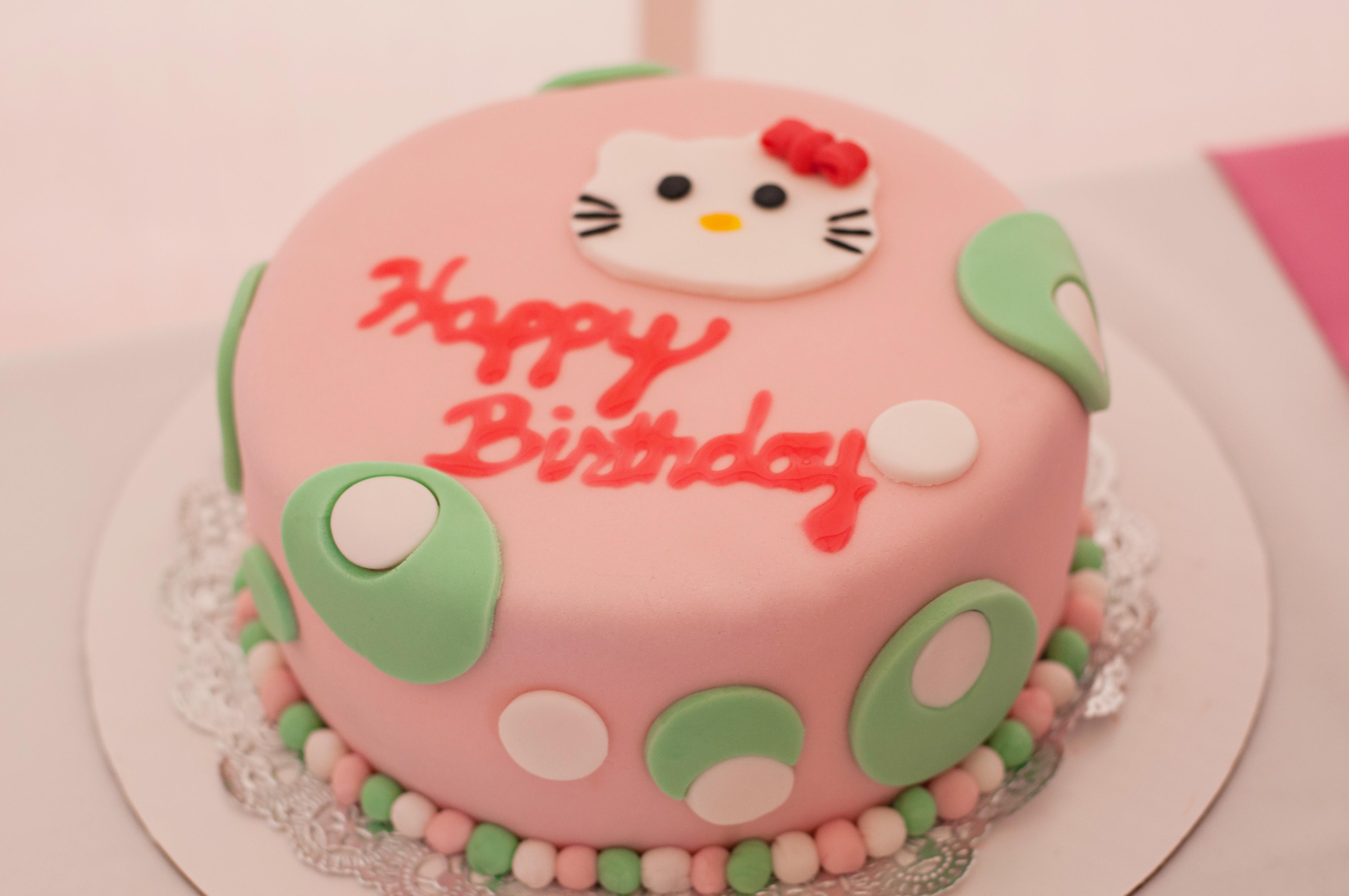 Cake Images With Name Prachi : Hello Kitty Candy Table Prachi Chourey